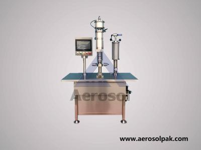 AUC-1 Under Cap Vacuum Filling Machine