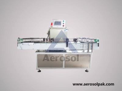 AWC-120 Aerosol Can Checkweigher